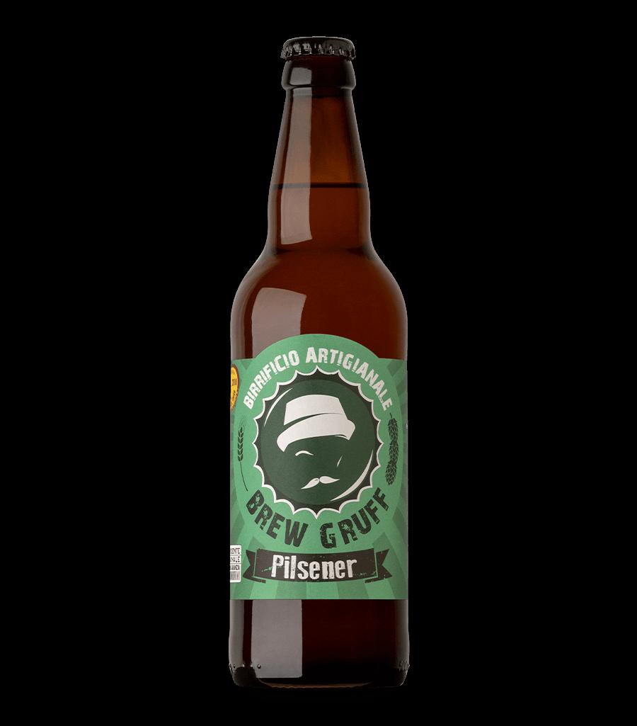 Birrificio Brew Gruff Pilsener