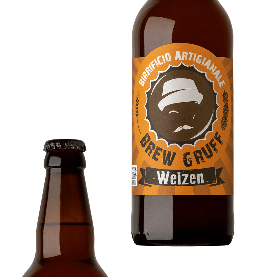 Birrificio Brew Gruff Weizen