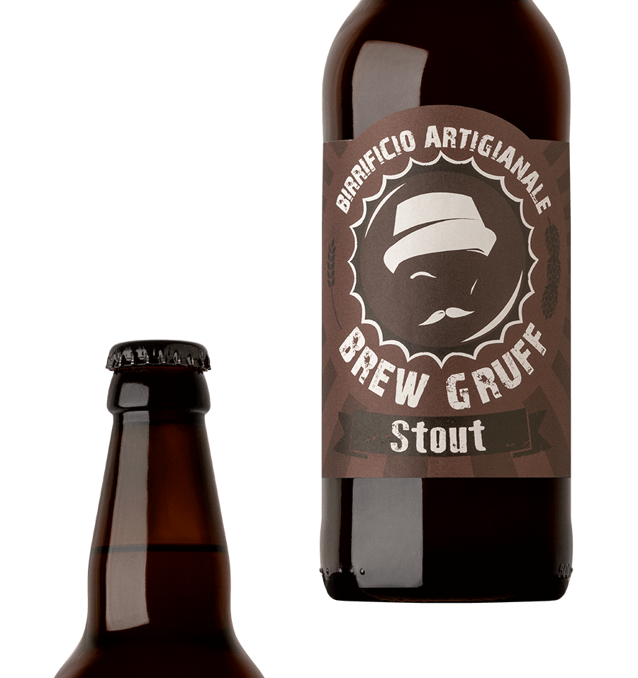 Birrificio Brew Gruff Stout